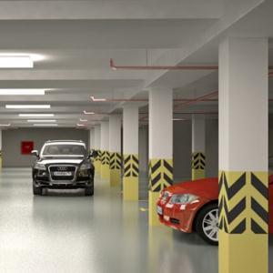 Автостоянки, паркинги Заозерного