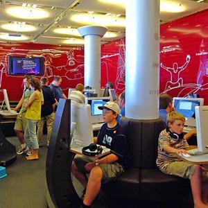 Интернет-кафе Заозерного