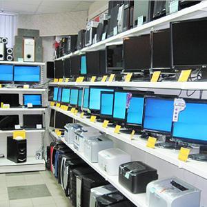 Компьютерные магазины Заозерного