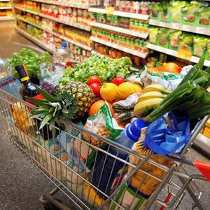 Магазины продуктов Заозерного