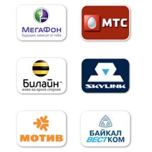 Операторы сотовой связи Заозерного
