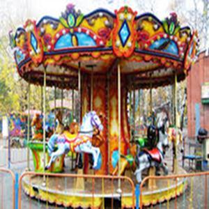 Парки культуры и отдыха Заозерного