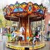 Парки культуры и отдыха в Заозерном