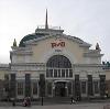 Железнодорожные вокзалы в Заозерном