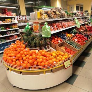 Супермаркеты Заозерного