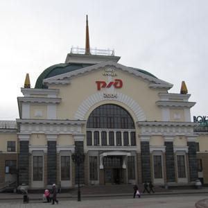 Железнодорожные вокзалы Заозерного
